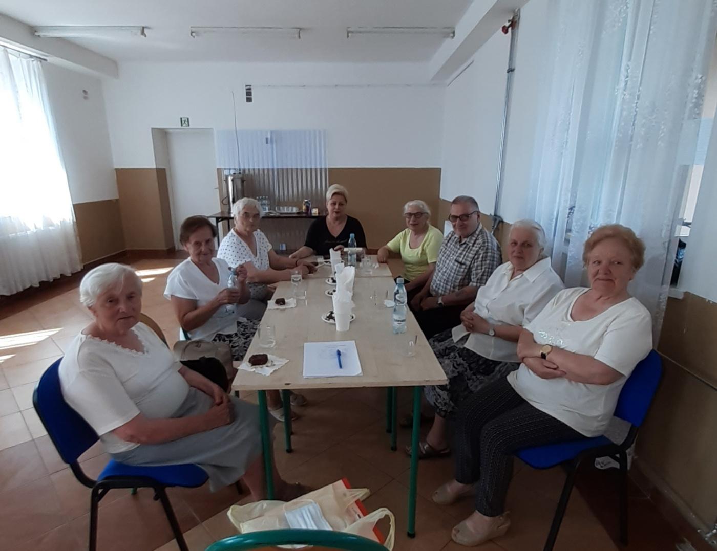 Projekty skierowane do seniorów z terenu gminy i powiatu janowskiego.
